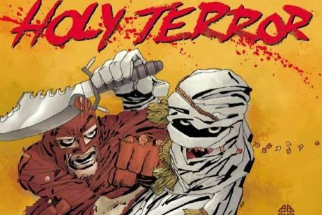 Frank Miller's Holy Terror.