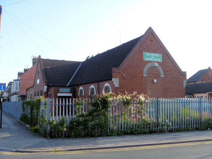 Hull Mosque and Islamic Centre