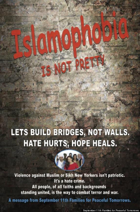 Islamophobia is not pretty