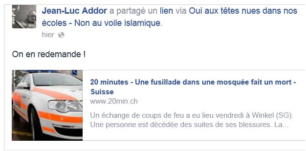 Jean-Luc Addor On en redemande