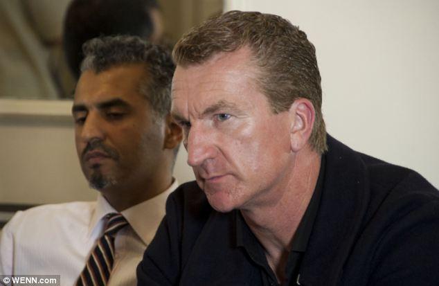 Kevin Carroll and Maajid Nawaz