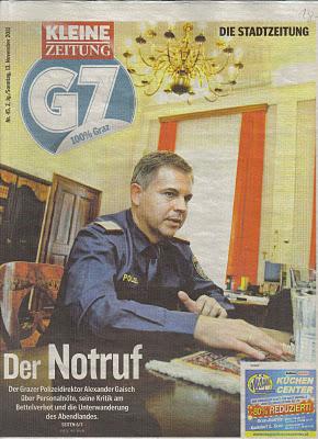 Kleine Zeitung Alexander Gaisch
