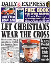 Let Christians Wear the Cross