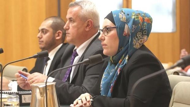 Lydia Shelly Ertunc Yasar Ozen and Moustafa Kheir