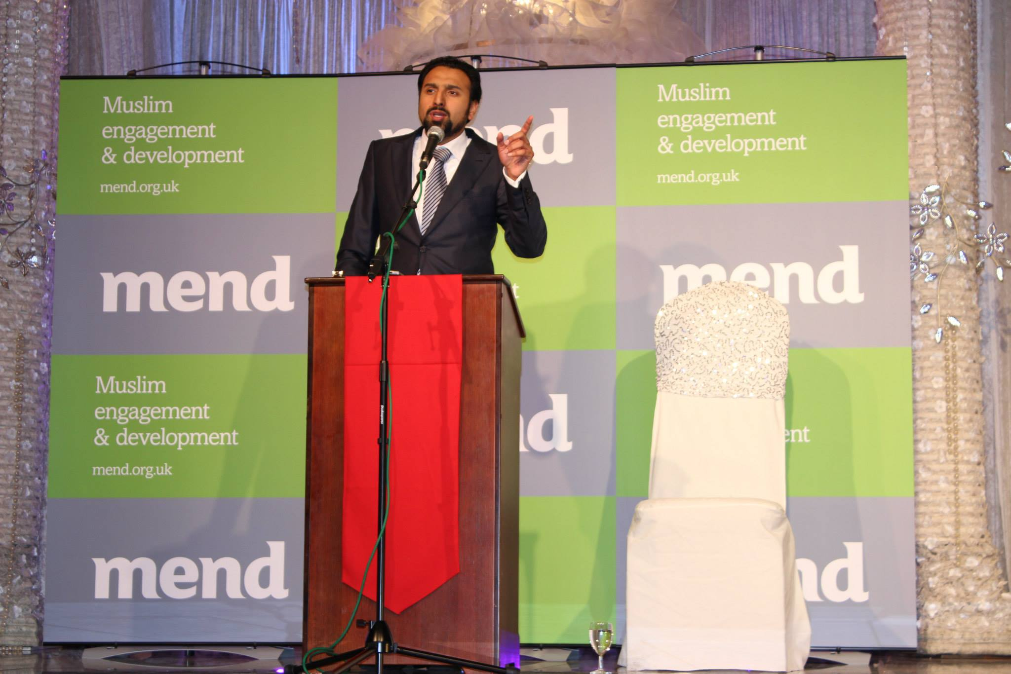 MEND launch