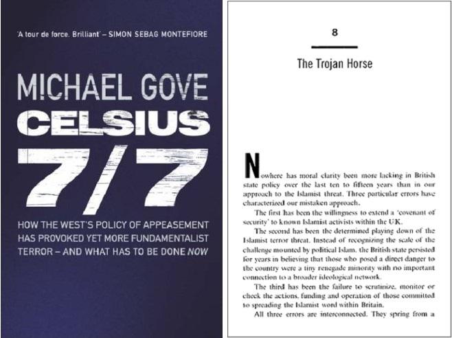 Michael Gove's Trojan Horse