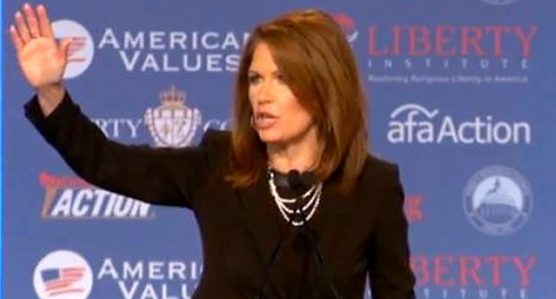Michele Bachmann at Value Voters Summit