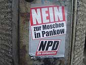 No Mosque in Pankow