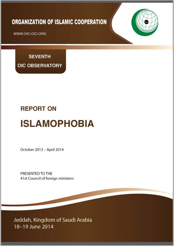 OIC 7th Report on Islamophobia