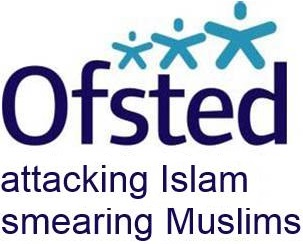 Ofsted logo parody