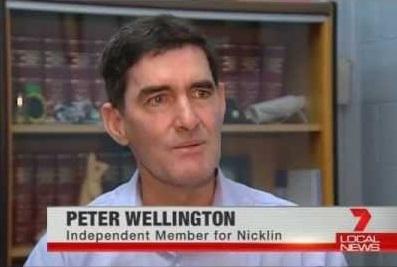Peter Wellington