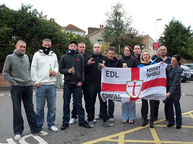 Portsmouth EDL
