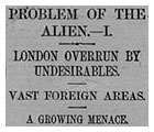 Problem of the Alien