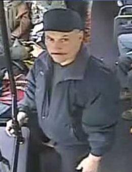 Queens assault police CCTV image