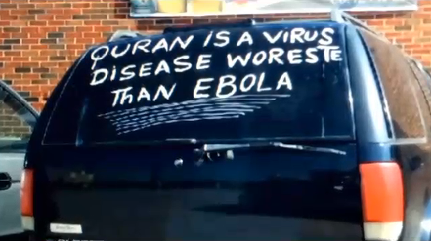 Quran is a virus disease woreste than Ebola