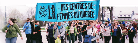 R des centres de femmes du Québec