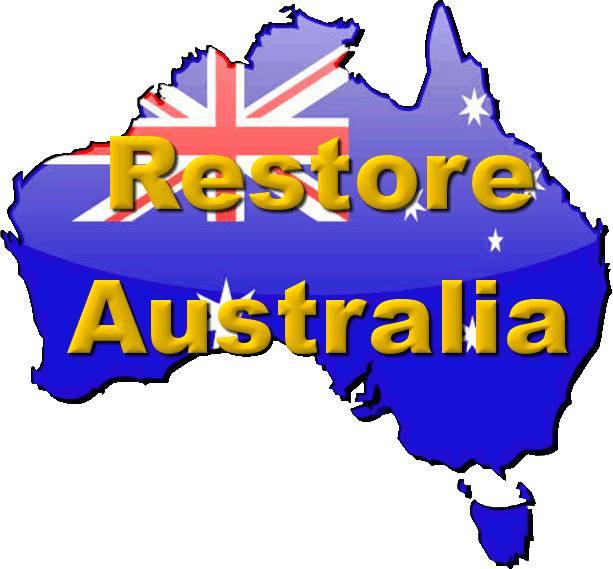 Restore Australia logo