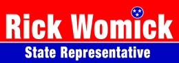 Rick Womick logo