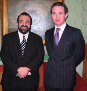 Robert Spencer and Douglas Murray