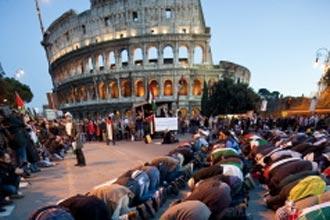 Rome prayers