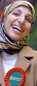 Salma Yaqoob Respect