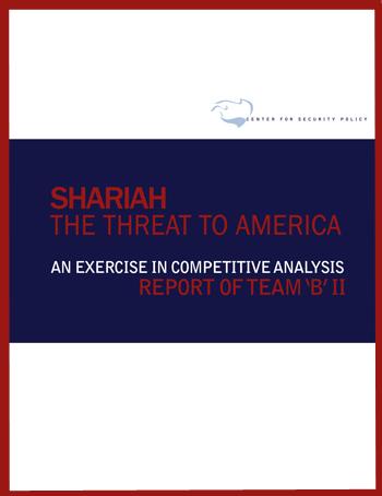 Shariah the Threat to America