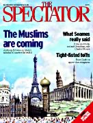 Spectator Muslims are Coming