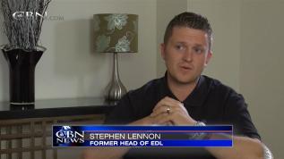 Stephen Lennon CBN report