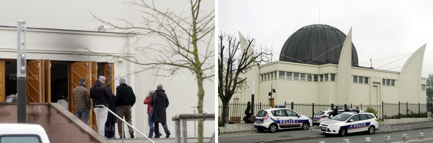 Strasbourg Grand Mosque arson attack