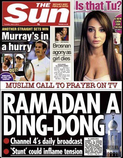 Sun Ramadan a Ding-Dong