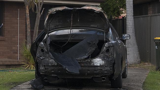 Sydney arson attack