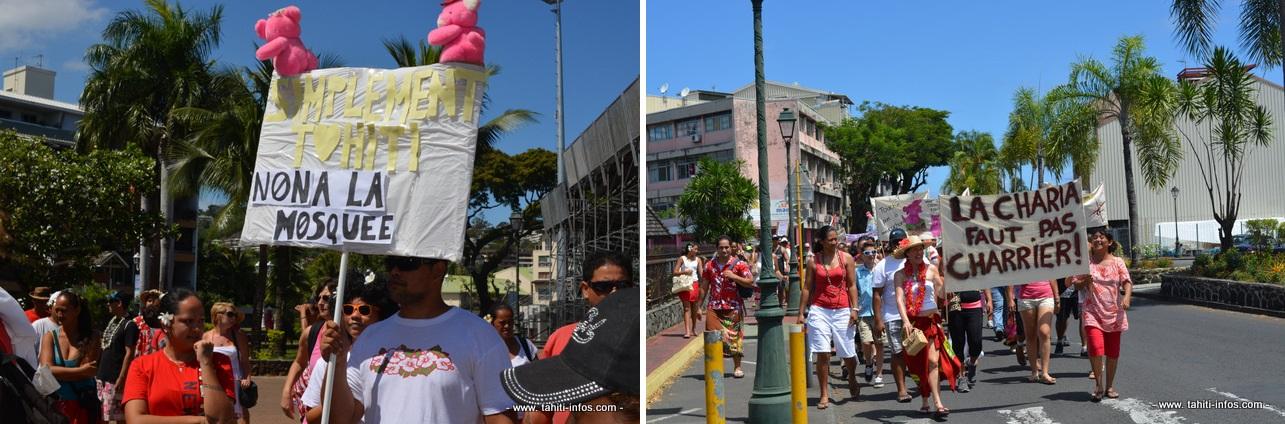 Tahiti anti-mosque protest (4)