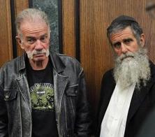 Terry Jones and Nachum Shifren