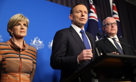 Tony Abbott announces anti-terrorism measures