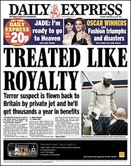 Treated Like Royalty