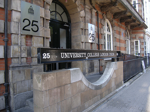 UCL student union