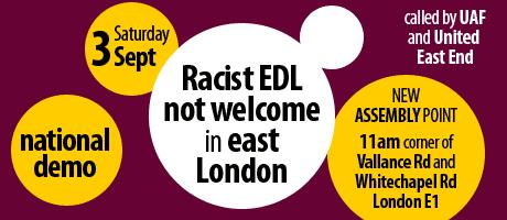 United East End demo 2