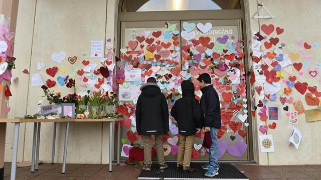 Uppsala mosque solidarity messages