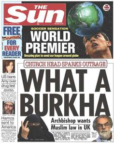 What A Burkha