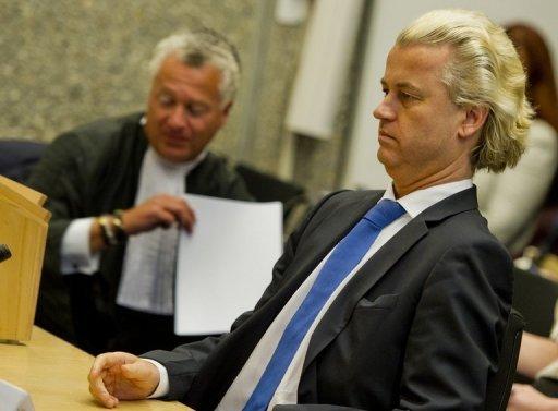 Wilders in court (3)