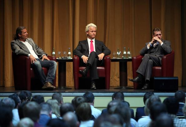 Wilders with Freysinger and Stadtkewitzc